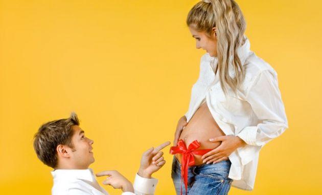 Ideas originales para anunciar el embarazo al papa