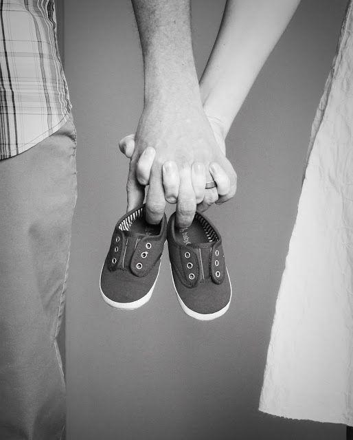 idea original y bonita de anunciar el embarazo