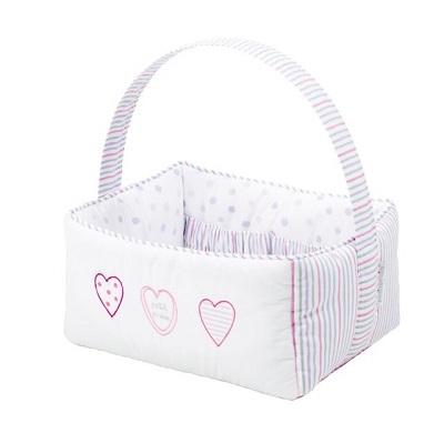 pañalera cesta neceser colección Juliette Petit Praia