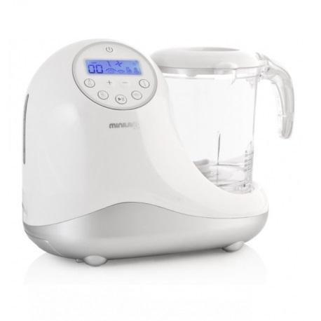 Robot de cocina chefy 5 silver miniland