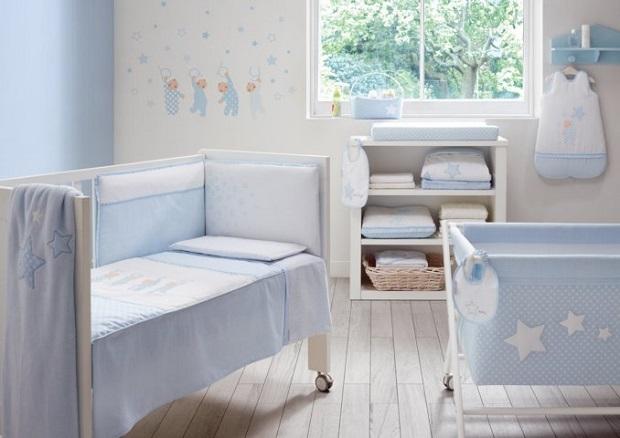 Cambiador para la cómoda del bebé Colección Baby