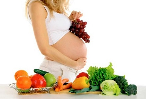 embarazada de 32 semanas